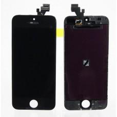 Модуль (Дисплей+Тачскрин) Apple iPhone 5 черный