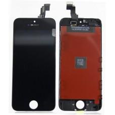 Модуль (Дисплей+Тачскрин) Apple iPhone 5s черный