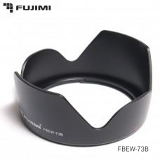 Fujimi FBEW73B Бленда для объективов Canon EF-S 17-85mm f/4-5.6 IS USM, EF-S 18-135mm f/3.5-5.6 IS, EF-S 18-135mm f/3.5-5.6 IS STM