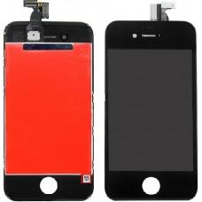 Модуль (Дисплей+Тачскрин) Apple iPhone 4 черный
