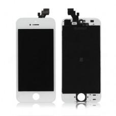 Модуль (Дисплей+Тачскрин) Apple iPhone 5 белый