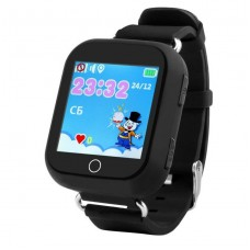 Smart Baby Watch Q100 Black