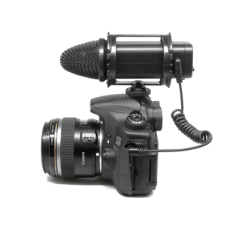 FUJIMI BY-V02 (Boya) Стереофонический конденсаторный микрофон