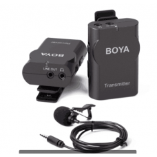 Boya BY-WM4 Беспроводной микрофон петличка