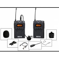 BOYA BY-WM8 Беспроводной микрофон петличка