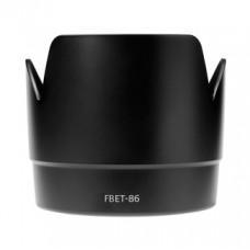 Fujimi FBET86 Бленда для объектива Canon EF 70-200mm f/2.8L IS USM