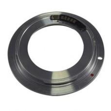 FUJIMI Переходник M42-EOS для Canon с чипом