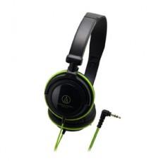 Audio-Technica ATH-SJ11 BGR (чёрно-зелёный)
