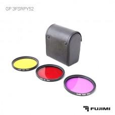 Fujimi 3FSRPY52 Набор цветных фильтров с чехлом