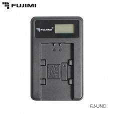 Fujimi FJ-UNC-BLN1 Зарядное устройство USB с ЖК дисплеем